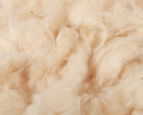 Kapok - natural cushioning material